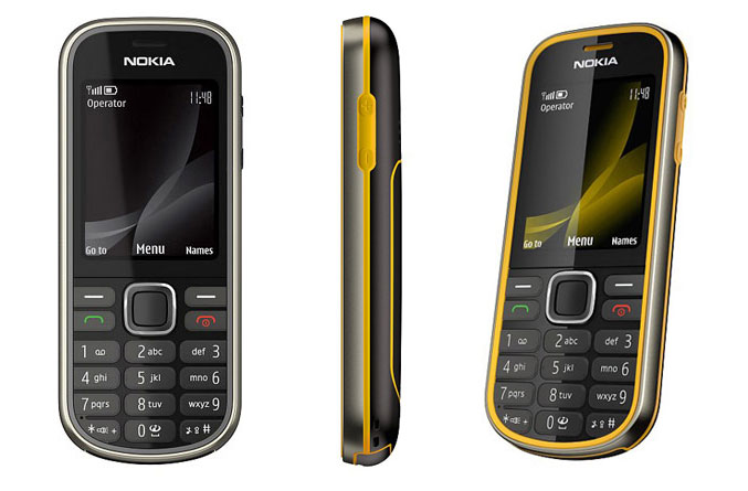 Nokia 3720 Classic Rugged – Overview and Specifications
