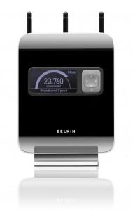 Belkin N1 Vision Wireless Router