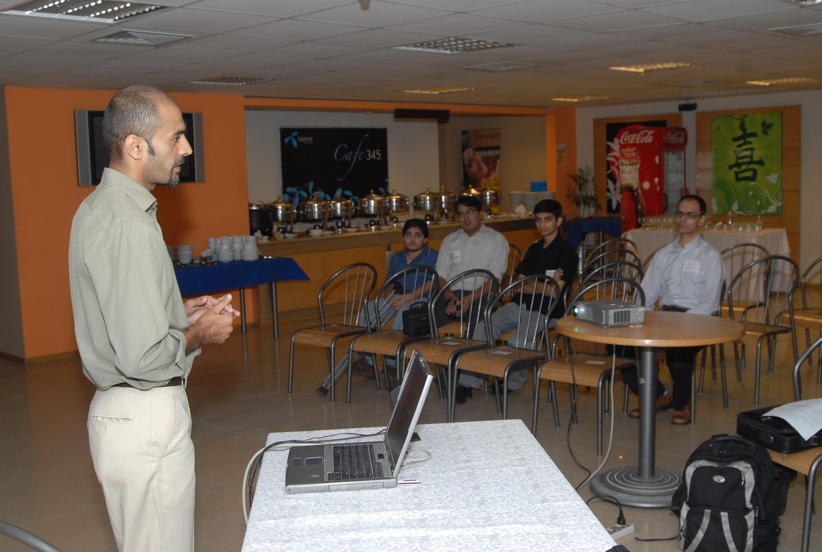 Telenor Invited Bloggers at Disability Awareness Training & Iftar