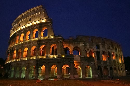"""Science Changes Age-Old Proverb: """"Rome was built in a day"""""""