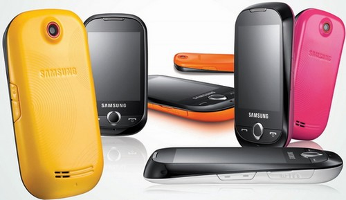 Samsung Corby S3650