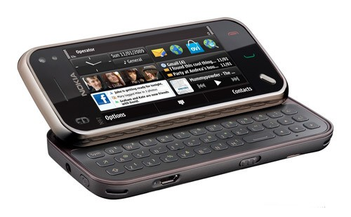 Nokia N97 Mini Review & Specifications