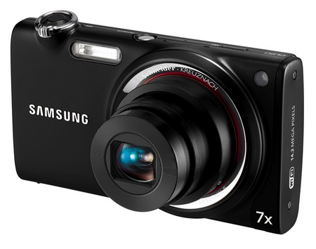 Samsung CL80 Digital Camera with integrated WiFi