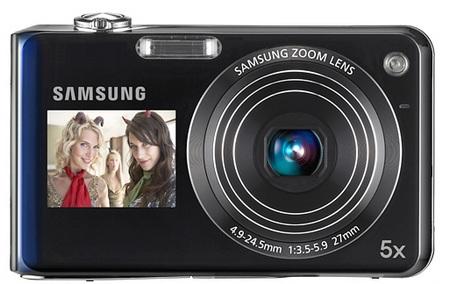Samsung DualView TL210 and TL205 Dual LCD Digital Camera