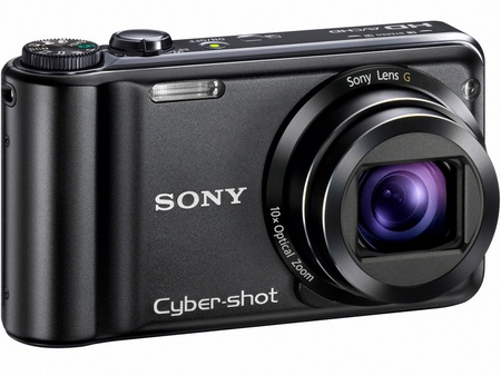 Sony Cyber-Shot DSC HX5V 1080i AVCHD Digital Camera
