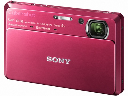 Sony Cyber shot DSC TX7 1080i AVCHD Digital Camera Pink