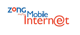 ZONG Mobile Internet