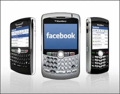 Blackberry Facebook