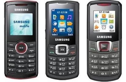 Samsung Guru Phone