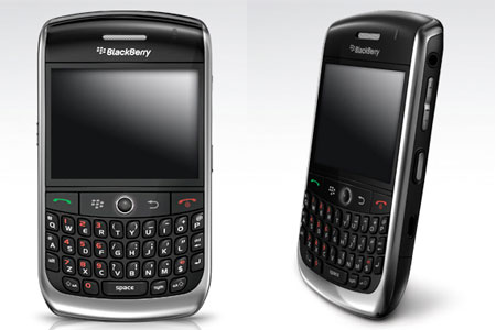 Blackberry Curve 8900 Review & Specs