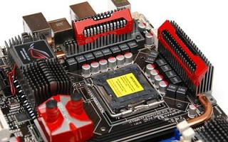 The Rampage III Extreme Motherboard – ASUS