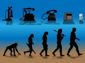 evolution of cell phones 300x224