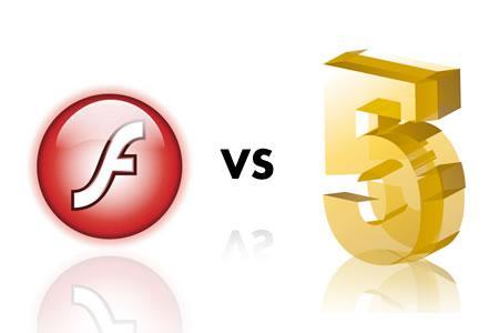 Adobe Flash vs. HTML5