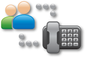 hosted dialers