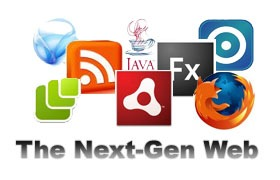 next genneration web html5