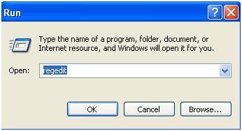 registry editting