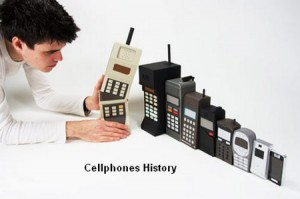History of Cellphones 300x199