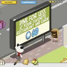 Social Game Advertising