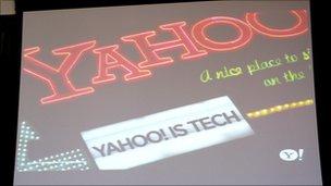 Yahoo Revamp