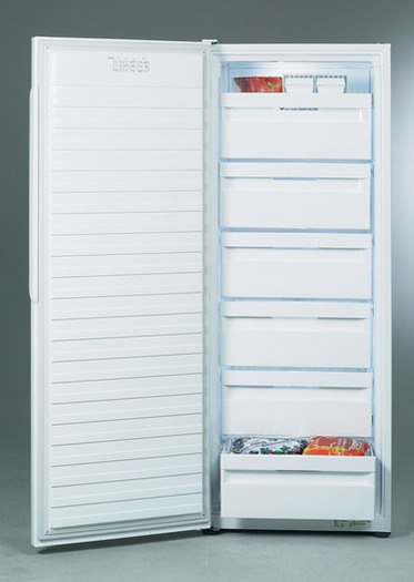 Dawlance Vertical Freezer