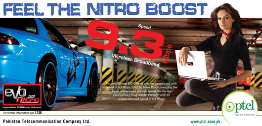 Evo Nitro 3G