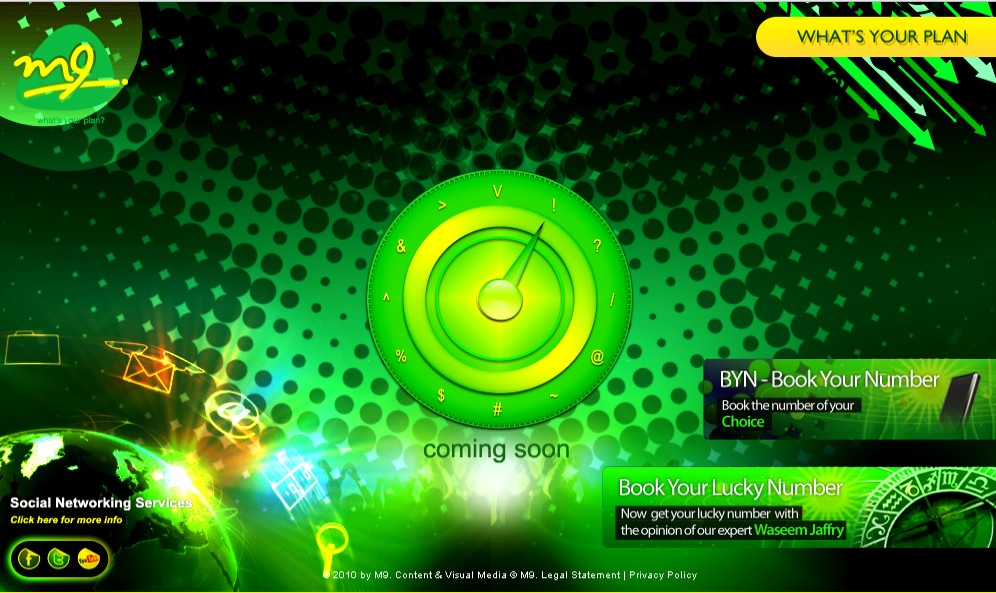 ZONG M9 – Probably a Prepaid Youth Brand? [Updated]