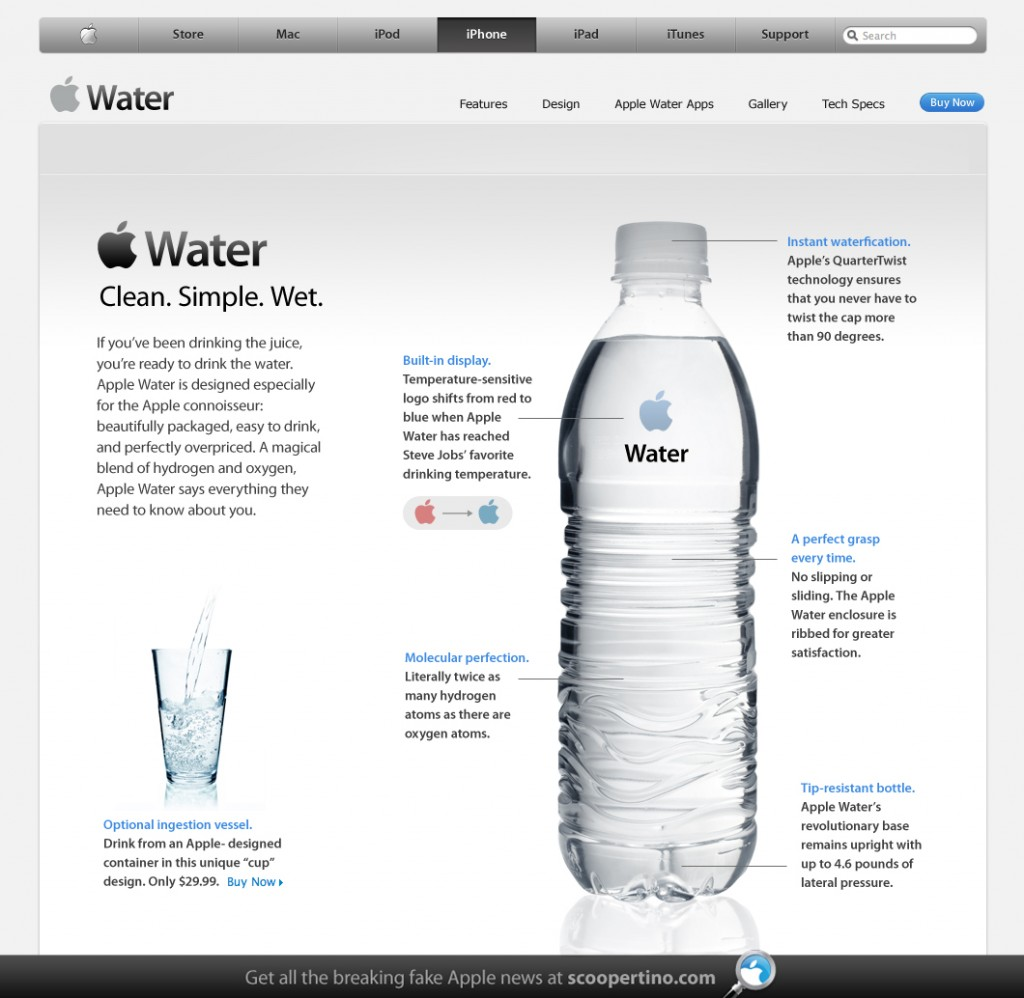 Apple Water Homepage 1024x998