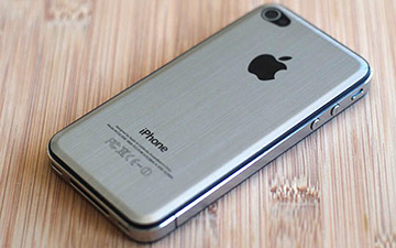 Metal iPhone