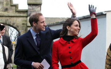 Prince Willam katherine Middleton