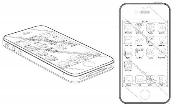 iPhone 4 Patent