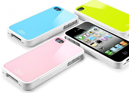 iphone 4 back protector. Linear Color Case iPhone 4