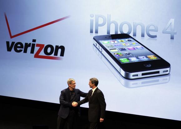 Verizon iOS 5