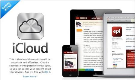 Use iCloud on iPad 2