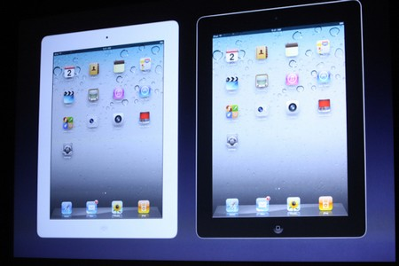iPad and iPad 2 1