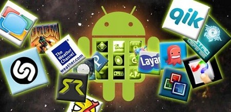800 Android Apps
