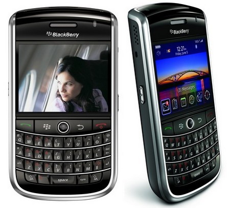 Blackberry Phone 1