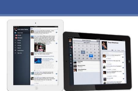 Facebook MyPad App