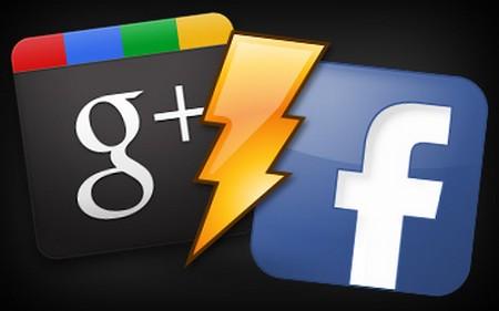 Google+ New Facebook