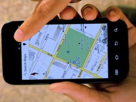Google Maps 5.0 for Androi