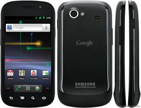 Googles Nexus S