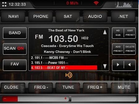 HD Radios 1