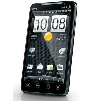 HTC Wildfire 1