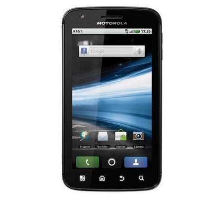 Motorola Atrix 4G 1