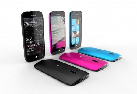 Nokia Gaining