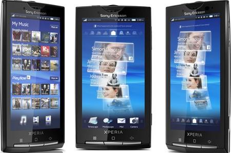 Sony Ericsson Xperia X10 1