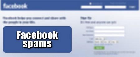 Facebook Spams
