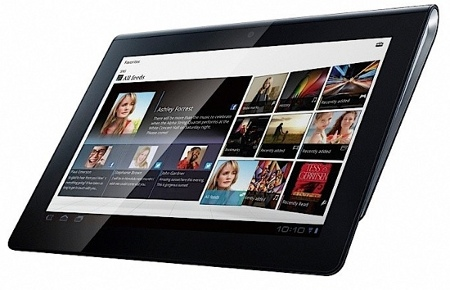 Sonys S1 Android tablet
