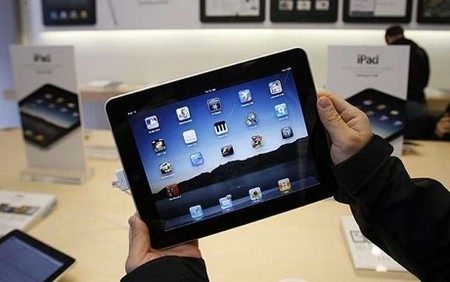 Apple launching iPad 3