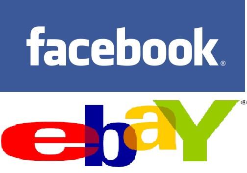 Facebook Partners eBay