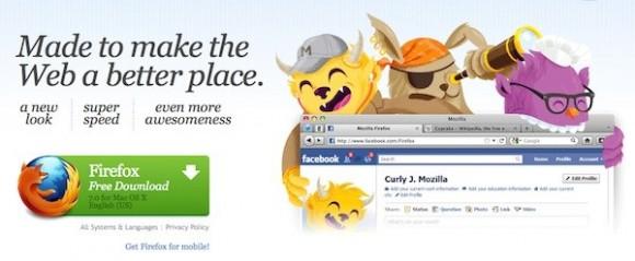 Firefox 7